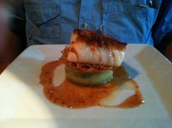 Crave: Sea Bass