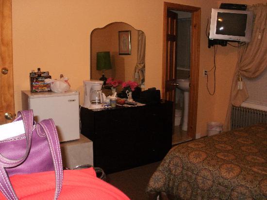 Jones Beach Hotel: Room view