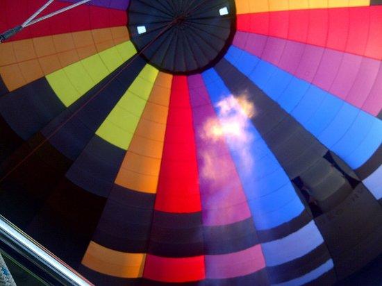 Barossa Valley Ballooning