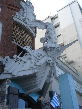 Montevideo, Uruguay: Castillo Pittamiglio