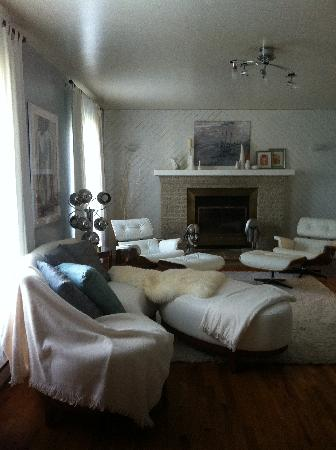Abadin Bed and Breakfast : Living Room