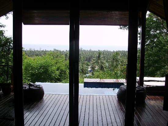 The Place Luxury Boutique Villas : View from inside