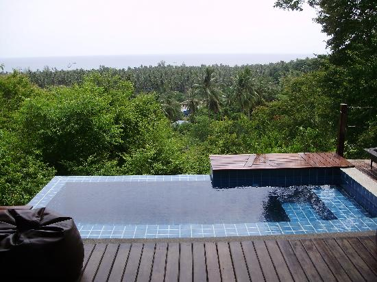 The Place Luxury Boutique Villas: Pool and view