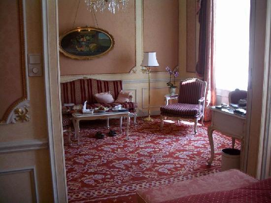 Hotel Imperial Vienna: Elizabeth Suite