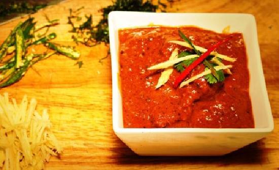 The Curry Box: Chicken Tikka Masala $13.50