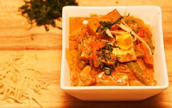 The Curry Box: Paneer Nawabi $13.00