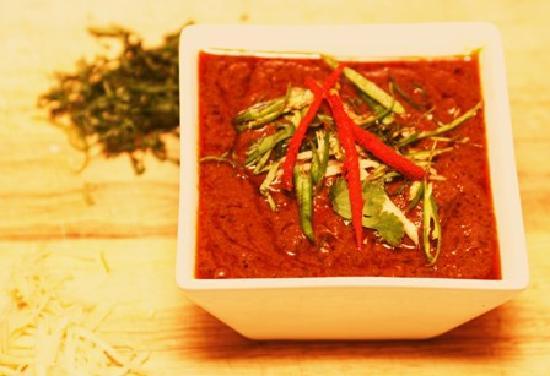 The Curry Box: Beef Vindaloo $14.00