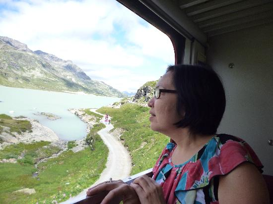 Bernina Express: In awe of the view
