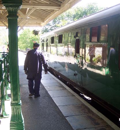 Bluebell Railway: Time Travel