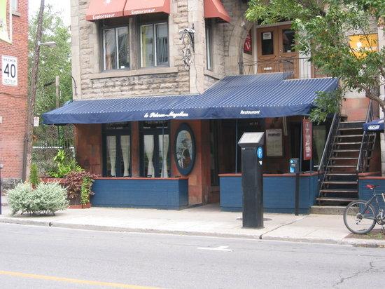 Pelerin Magellan Restaurant: Entrée
