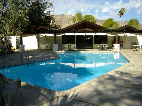 Butterfield Ranch Resort : One of the three refreshing pools.