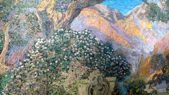 Dream Garden Glass Mosaic: Dream Garden