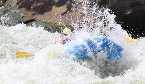 North American River Runners - Day Tours : Splash!