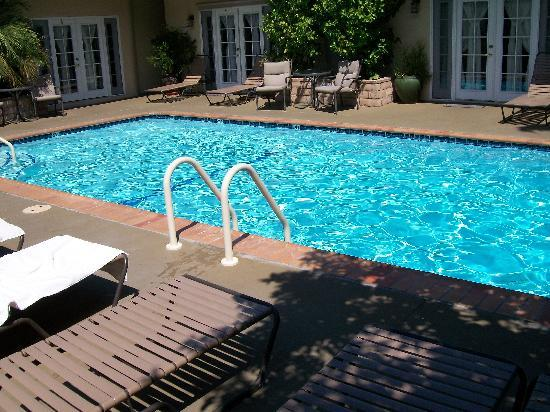 Old Ranch Inn : The lovely pool