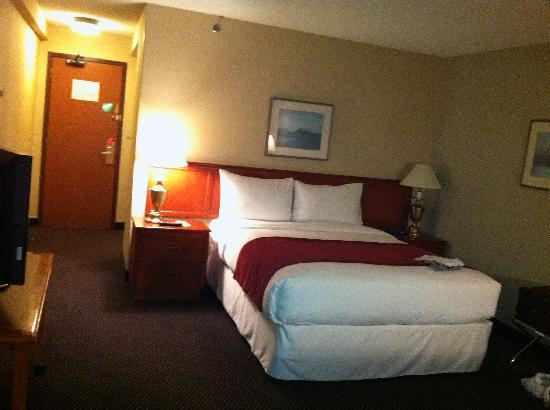Coast Edmonton Plaza Hotel: Room