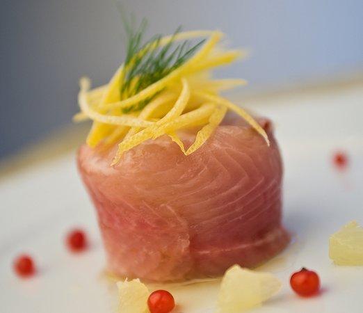Rossini Restaurant: Fish Carpaccio