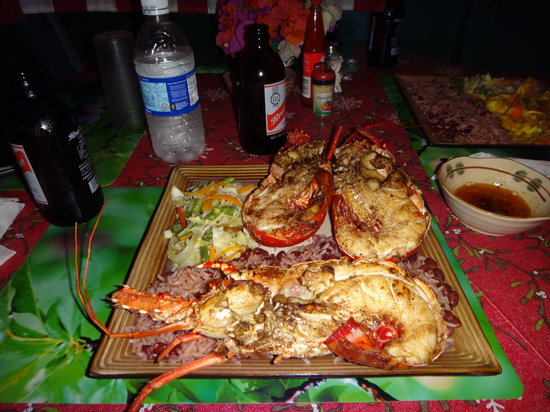 Presley's Seafood Bar & Grill, Negril - Restaurant Reviews ...