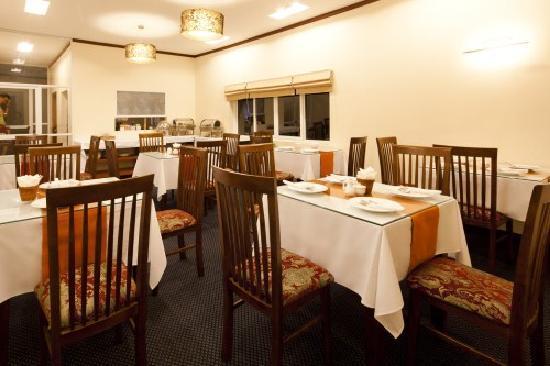 Hanoi Triumphal Hotel: Restaurant