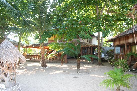Onong Resort: Onong Anlage