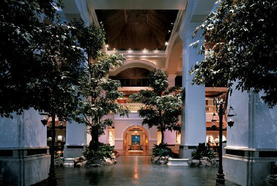 Grand Hyatt Erawan Bangkok: Hotel Lobby