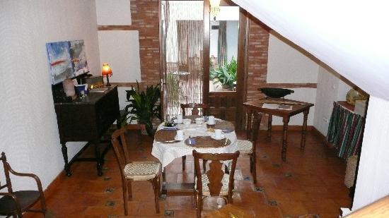 Hotel La Morada de Juan de Vargas: el desayuno