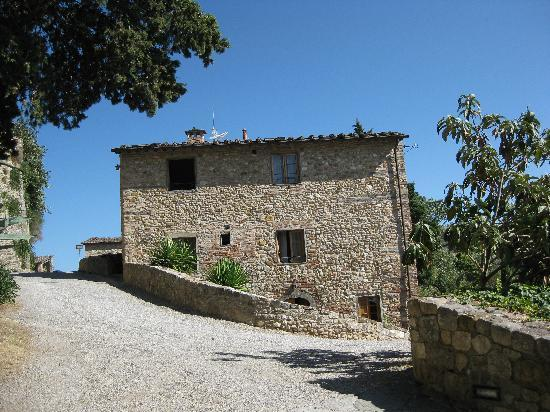 Castello di Bibbione: Facility