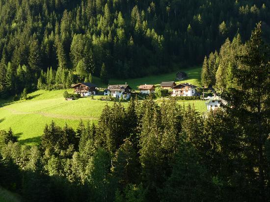 Chalet Hotel Hartmann - Adults Only: balcony view