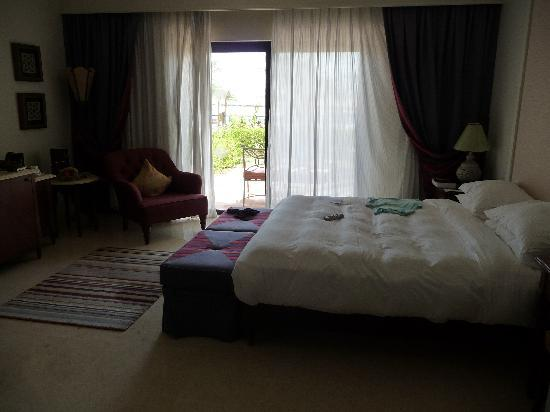 The Palace Port Ghalib: Sea View Room