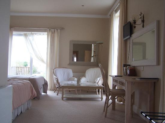 Seasons Lodge: One of our luxury Bedrooms