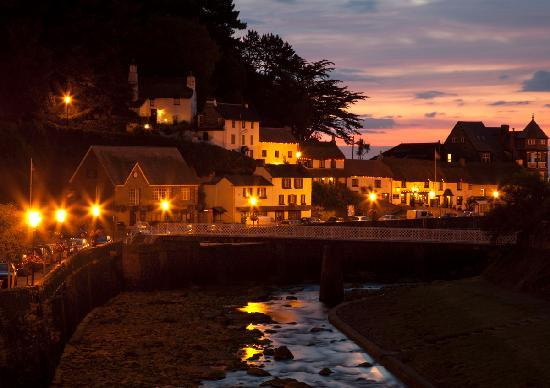 Shelley's : Lynmouth Evening