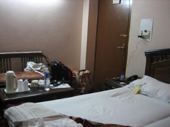 Hotel Ashiana: Room