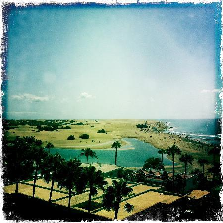 Seaside Palm Beach: The View from our room