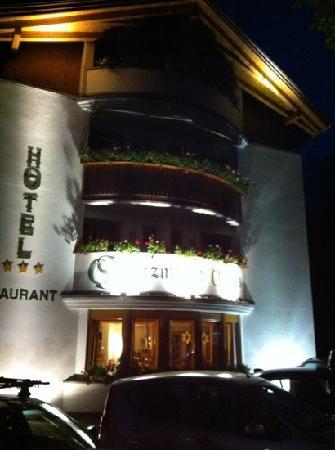 Hotel Sterzinger Moos: vista esterna
