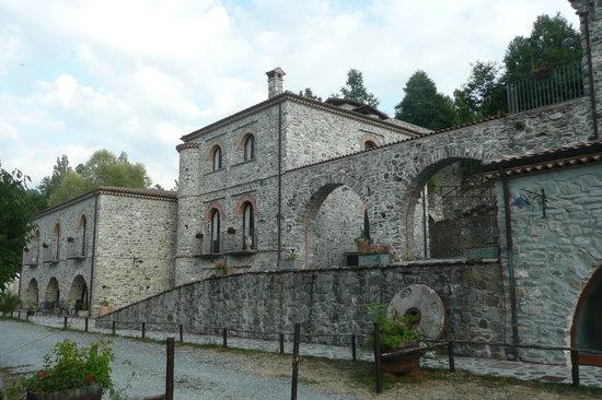 San Severino Lucano, Italia: Mulino Iannarelli Agosto 2011