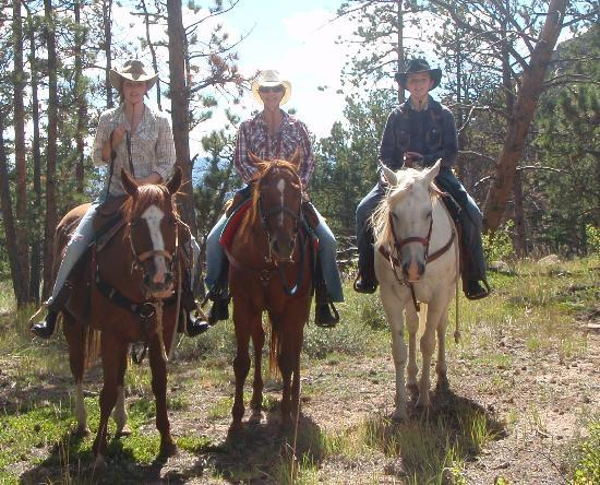 Sundance Trail Guest & Dude Ranch: Cowboys dreams come true