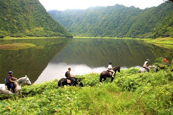 Ile de La Réunion : Grand Etang