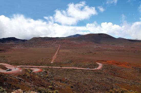 Ile de La Réunion : Plaine des sables