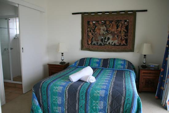 Culgoa Point Beach Resort: Master bedroom