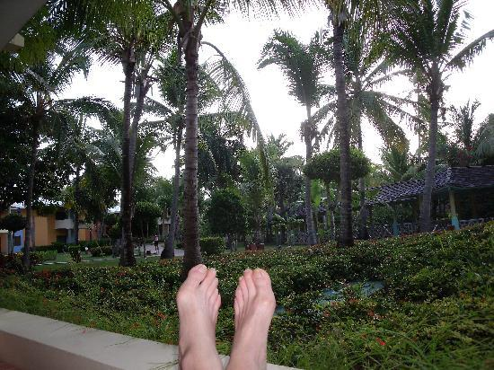 Iberostar Dominicana Hotel: le repos