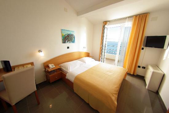 Hotel Sunce: dbl room