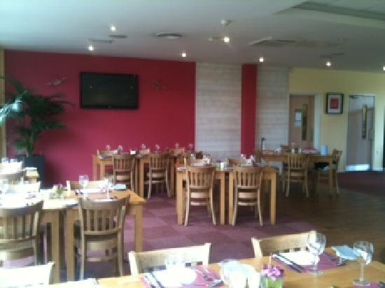 Campanile Hotel Leicester: Restaurant