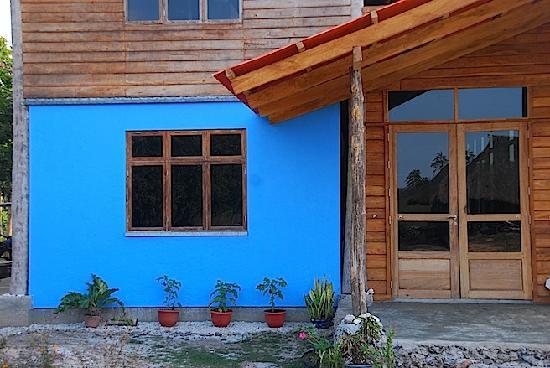 Sumba, Indonesia: Entrance to Paradise
