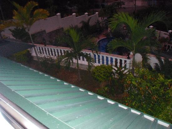 Hanneman Holiday Residence: Blick von Terasse