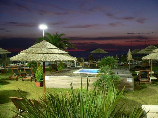 Sea Club Conca Azzurra Resort : Hotel view