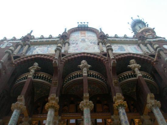 Palau de la Musica Orfeo Catala: Palau de la Musica Catalana