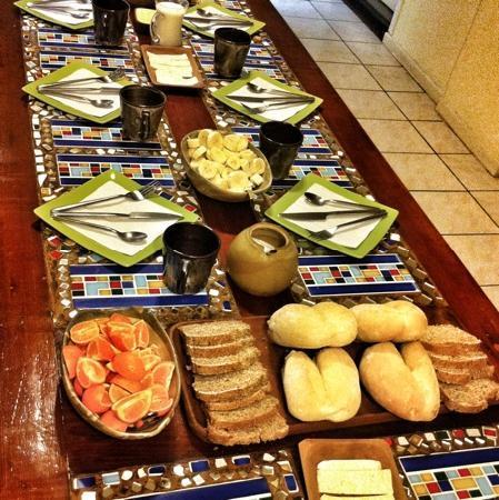 Luna Sonrisa: breakfast