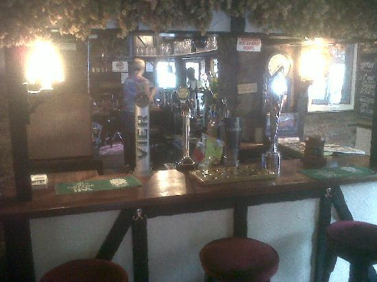 The Farmers Boy Inn: Bar at The Farmer Boy Inn