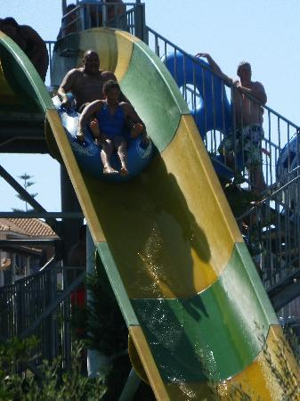 Tsilivi Waterpark: The big one