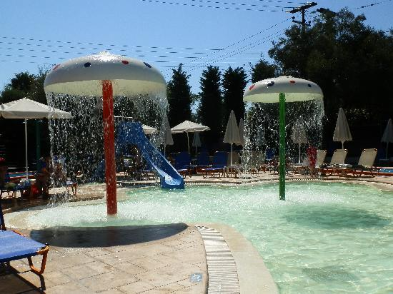 Tsilivi Waterpark: kids area 2