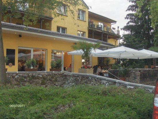 Wesseling, Tyskland: terrazza